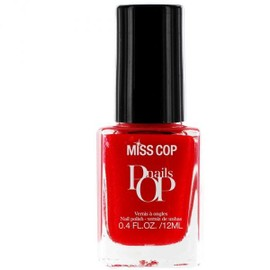 Miss Cop Vernis � Ongles Pop Nails - 08 Framboise Givr�e