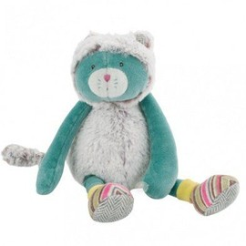 Moulin Roty - Peluche Chat Chacha Les Pachats