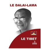 Le Dalai Lama : Le Tibet de Jean-Daniel Carrard