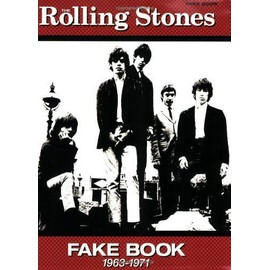 The Rolling Stones Fake Book 1963-1971
