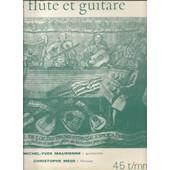 Duo Flute Et Guitare - Michel Yves Maurienne-Christophe Mege