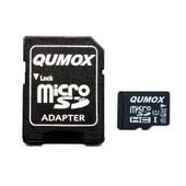 Qumox 32 Go Micro Sd Memory Card Class 10 Uhs-I Carte M�moire Highspeed Write Speed 15mb/S Read Speed Upto 70mb/S