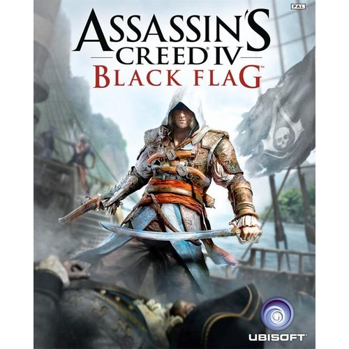 Compilation Assasin's Creed 4 Black Flag + Assasin's Creed Rogue Xbox 360