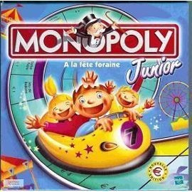 Monopoly � La F�te Foraine Junior - Format Voyage