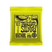 Ernie Ball 2221 Regular Slinky, Pour Guitare �lectrique 6 Cordes