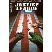 Justice League Saga N� 5 : Justice League Of America + Flash + Green Arrow + Justice League Dark + Pandora de collectif