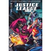 Justice League Saga N� 3 : Justice League + Shazam + Flash + Jutsice League Of America + Green Arrow + Justice League Dark de collectif