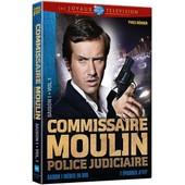 Commissaire Moulin, Police Judiciaire - Saison 1 - Volume 1 de Alain Dh�naut