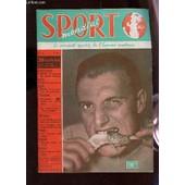 Sport Mondial - N�14 - Annee 1957 / David Le Goliath Du Sprint Francais - Pau Fait Peau Neuve - Halimi Ou Le Martyre Du Puncheur Etc... de COLLECTIF / VIAUD L.