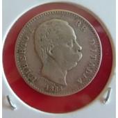 Italie 1 Lire 1884 Umberto I
