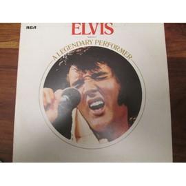 ELVIS A LEGENDARY PERFORMER VOL 1 CPL 1-0341