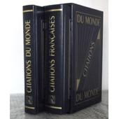 Dictionnaire De Citations Fran�aises / Dictionnaire De Citations Du Monde Entier - (Coffret 2 Volumes) de Collectif