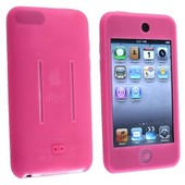 Housse �tui Coque Fa�ade Case En Silicone Pour Apple Ipod Touch 1 2 3 2g 3g,Rose
