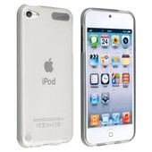 Insten� Coque Housse �tui En Tpu Silicone Gel Pour Apple Ipod Touch 5 (5�me G�n�ration), Blanc Clair