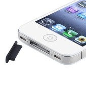 Dock Protection Silicone Noir pour iPod Touch 1 2 3 4