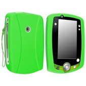 Anti-Chocs Housse �tui Coque Soft Skin Silicone Pour Leapfrog Leappad 2,Vert