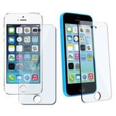 Insten� Film De Protection Protecteur D'�cran Lcd En Verre Tremp� Shield Pour Iphone Se/5/5s/5c