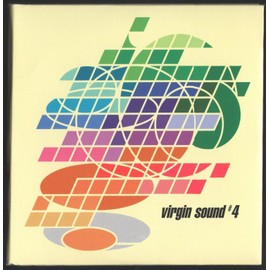 DOUBLE CD COLLECTOR VIRGIN SOUND 4 DE 1996 AVEC RENAUD DAFT PUNK THE PRODIGY THE CHEMICAL BROTHERS