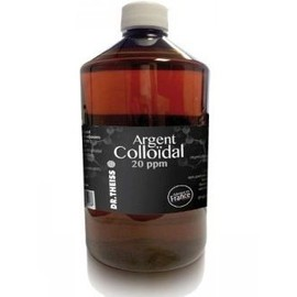 Theiss - L'argent Collo�dal 20ppm 500 Ml