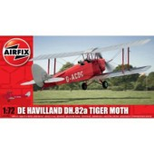 Maquette Avion : De Havilland Dh.82a Tiger Moth
