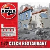 Maquette Ruines De Guerre : Restaurant Tch�que