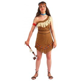 Costume Indienne Petite Plume Taille : 38