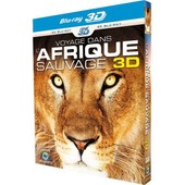 Voyage Dans L'afrique Sauvage 3d de Michael Simons