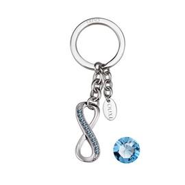 Porte-Cl�s Ouxi - Swarovski� Elements Oc�an - Infinity