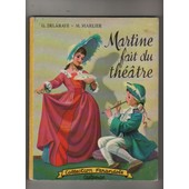 �dition 1959 Martine Fait Du Th�atre de marlier