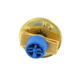 Attribut Rosette Boutonniere 5mm M�daille Grand Croix Onm Ordre National Du M�rite Sur Pin's Pick Up