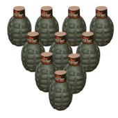 Grenade A Main Billes De Paintball Avec Son Grattoir A705300 Airsoft