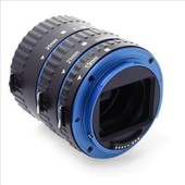 Macro AF Auto Focus Extension Tube Set 13mm 21mm 31mm for Canon DSLR SLR DC466
