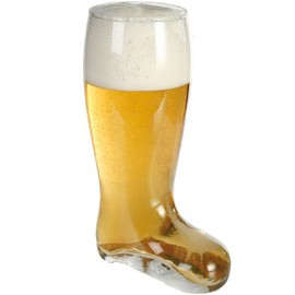 Botte � Bi�re (Chope Verre � Bi�re G�ant) - 800 Ml - En Verre