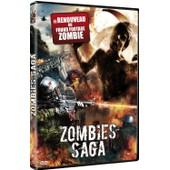 Zombie Saga de Michael Bartlett