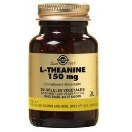 L.Theanine 150 Mg - 30 G�lules