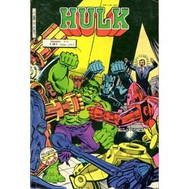 Hulk N� 27 : Echec Et Mat