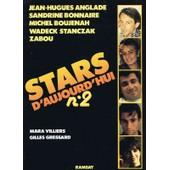 Stars D'aujourd'hui N�2 Jean Luc Anglade Sandrine Bonaire Michel Boujenah Wadeck Stanczak Zabou de Mara Villiers Et Giles Gres...