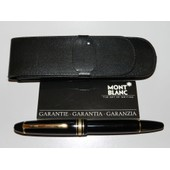 Mont Blanc Meisterstuck Legrand 146 Or - Stylo Plume