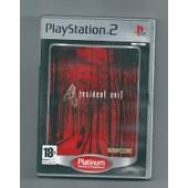 Resident Evil 4 Platinum