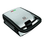 Tefal Snack collection SW853D12 - Croque-gaufres