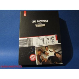 "take me home ""limited edition box set"" inclus t.shirt ""size s"" + picture book + cd + bracelet + stickers"