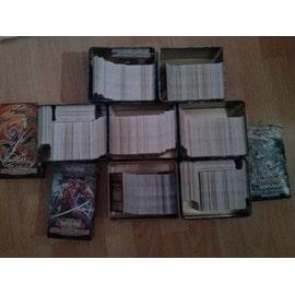 Lots De Cartes Yu-Gi-Oh Toutes Raret�s Et �ditions Confondues
