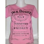 T-Shirt Femme Jack Daniel's N 7 Toute Taille Plusieur Couleur Livraison Gratuite