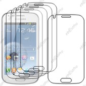 Lot De 3 Films De Protection Samsung Galaxy Trend S7560