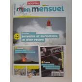 Mon Mensuel Dossier Tempete Et Inondation Un Hiver Record,La Colere Du Volcan Sinabung?Lavillenie Record De La Perche N� 13