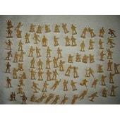 Petits Soldats Esci Ww 2 2 �me Gm Us Infanterie1 72 Eme : Environ 100 Fig