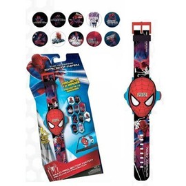 Montre Projecteur Spiderman