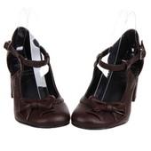 Chaussures Shoes Ballerine Mary Janes Compens�e � Talon 6,5cm Sandale Escarpin Bottes Boots Simili Cuir Noeuds Papillon Noir Marron Blanc Mode Lolita Japonaise Kawa� Black Sugar Ref 9816