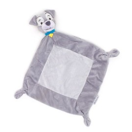 Doudou Chien Gris Clair Clochard Disney Baby Scamp