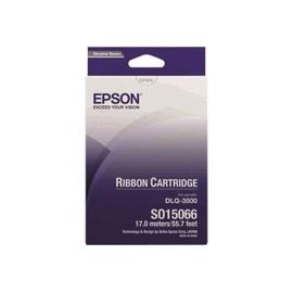 Epson - 1 - Noir - 16.75 M - Ruban Tissu - Pour Dlq 3000, 3000+, 3500
